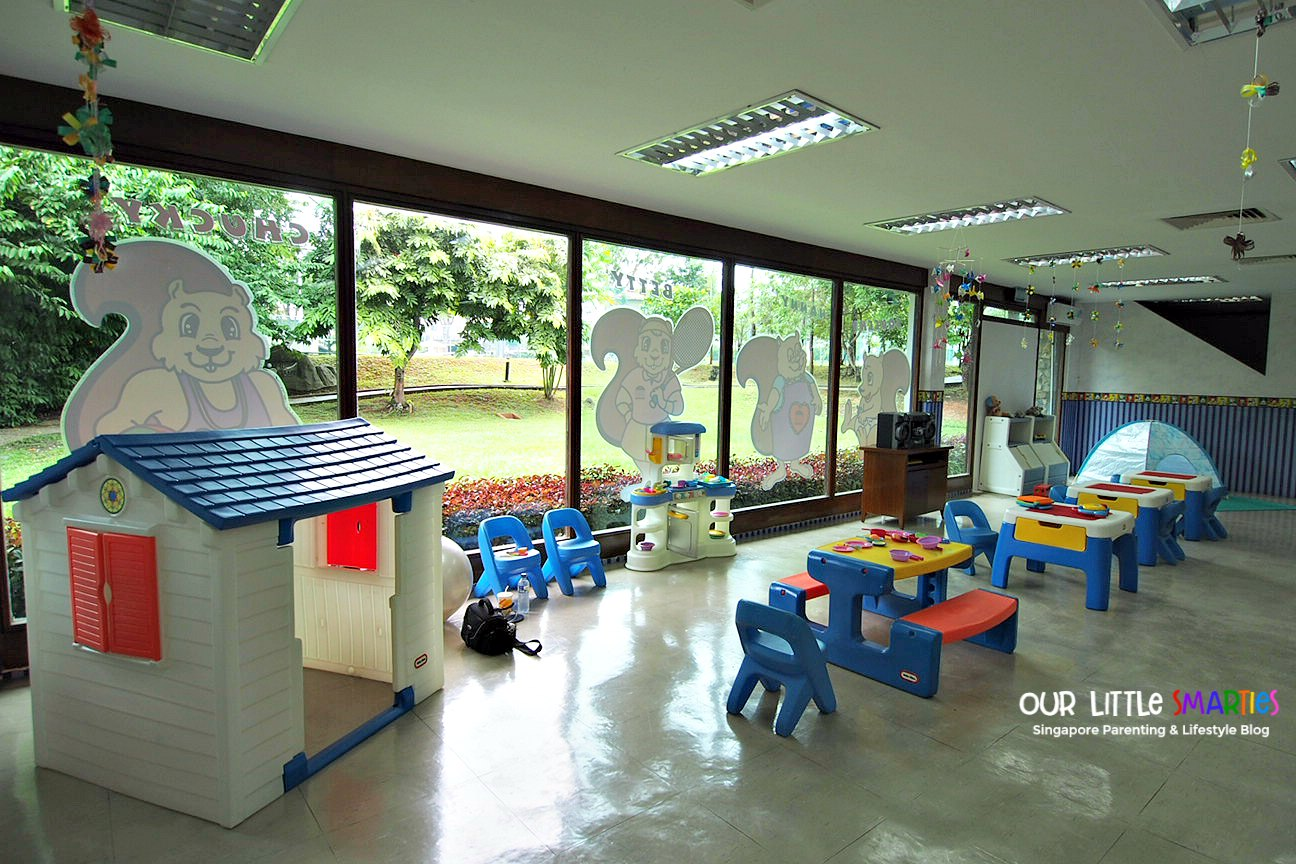 Kids Club Bintan Lagoon Resort