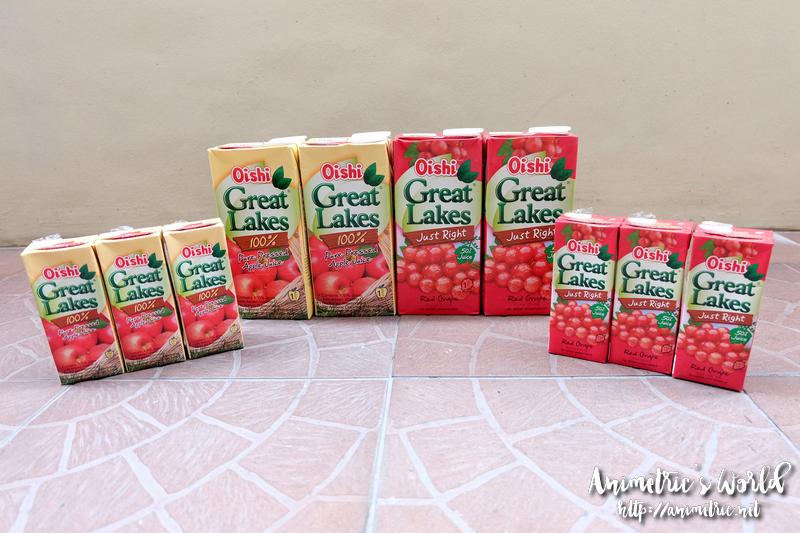 Oishi Great Lakes Juice