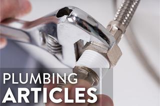 plumbing articles