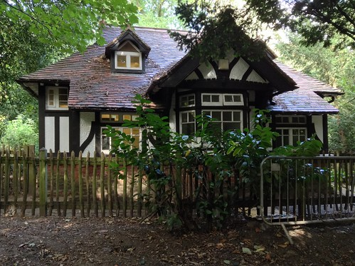 WC, Hampstead Heath