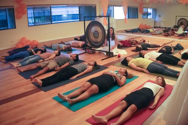 Yoga + Express