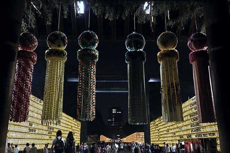 靖国神社の御霊祭り