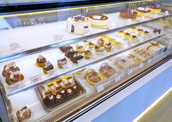 6 梅笙蛋糕工作室 La maison 台中美食 台中甜點 台中旅遊