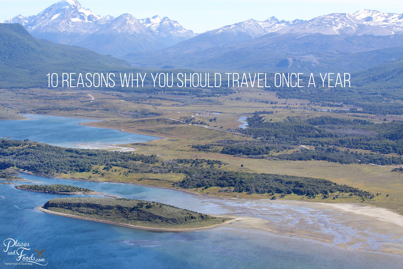 10 Reasons Why You Should Travel Once A Year
