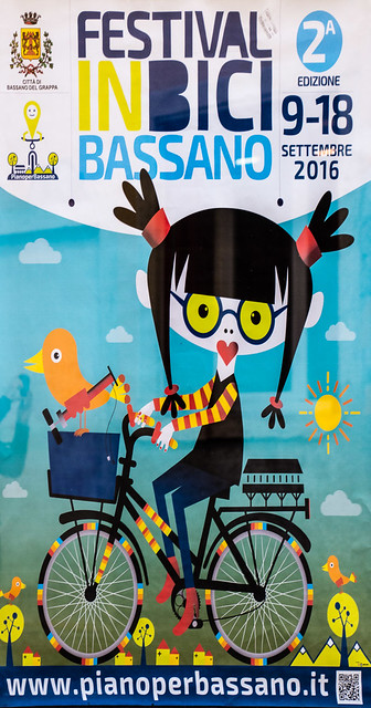 bicycle festival poster