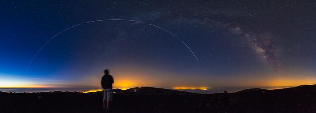 ISS Via Lactea Izaña