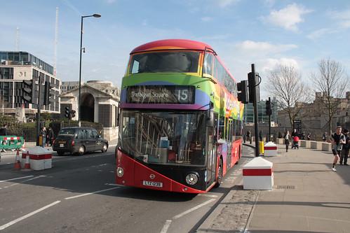 East London LT239