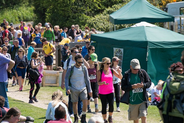 Walk the Wight 2016 by Emma Gee
