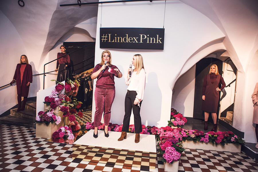 Lindex-lanseringsfest-Pink-collection1969