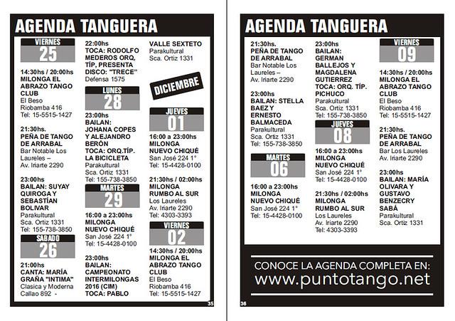 Revista Punto Tango 121 Negro Falótico 06