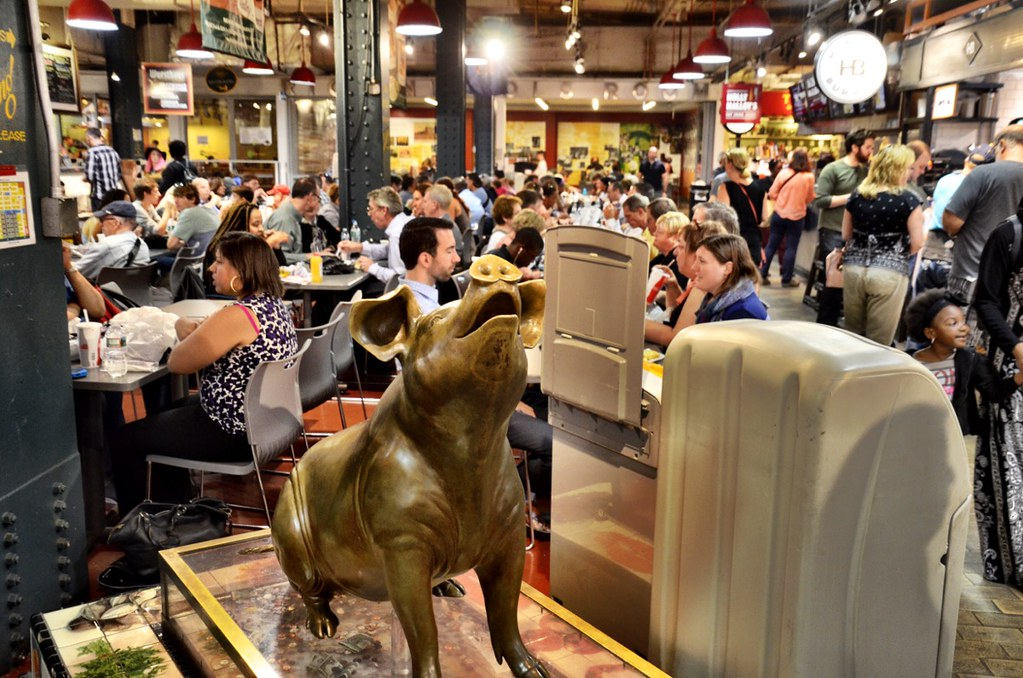 LandLopers Crash Course on Philly Food