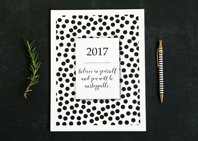 2017 Calendar and Planners