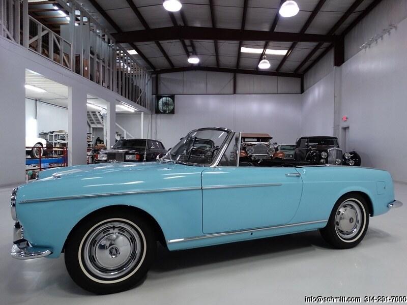 1961 FIAT 1200 ROADSTER
