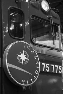カシオペア 鉄道博物館