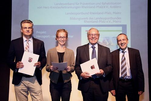 Verleihung Weiterbildungspreis 2016