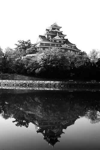 Okayama Castle on NOV 22, 2016 (5)