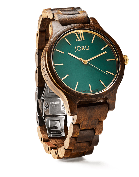 JORD Wood Watch Giveaway | girlversusdough.com @girlversusdough