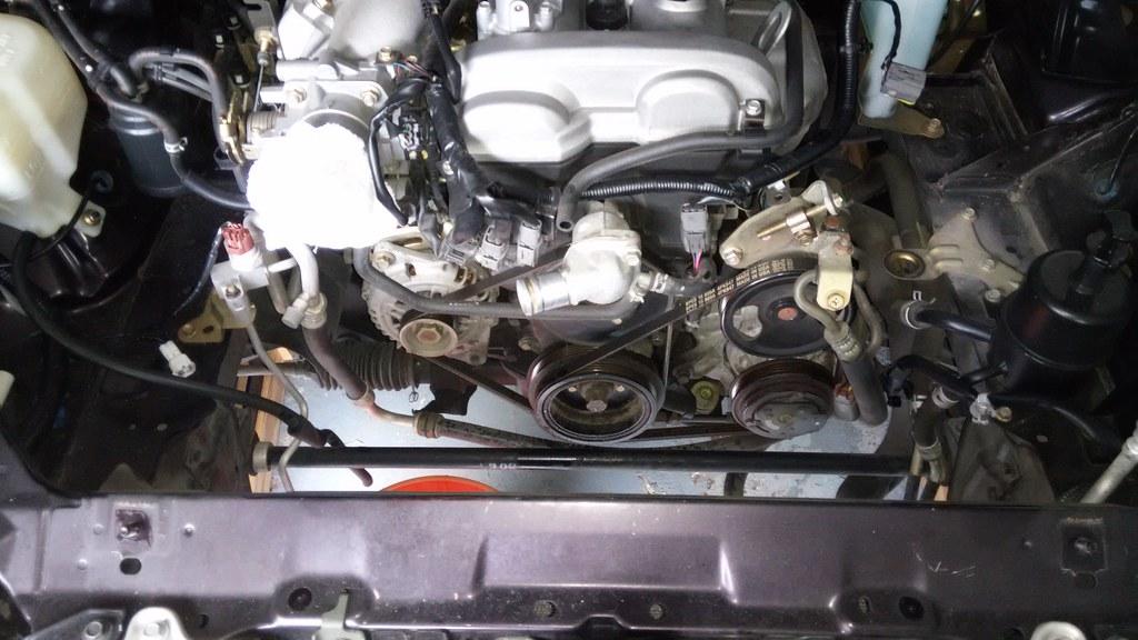 Finally installed my CSF radiator (pics included) - MX-5 Miata Forum