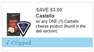 Free Castello Blue Cheese