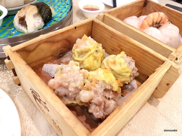 Steamed Pork Dumpling (Siu Mai)