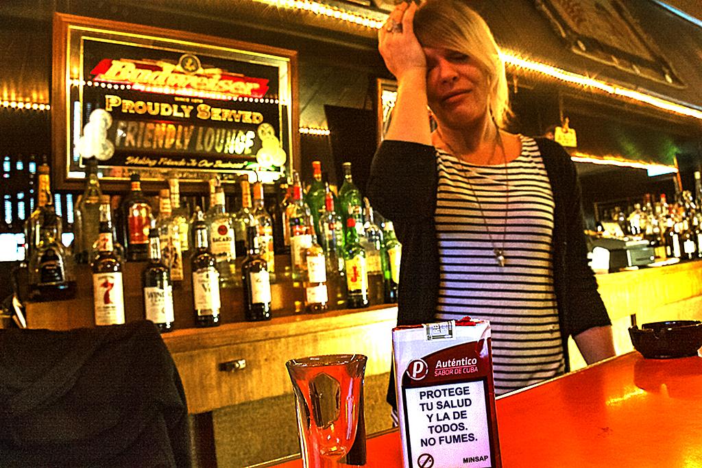 Friendly Lounge on 12-1-16--Italian Market