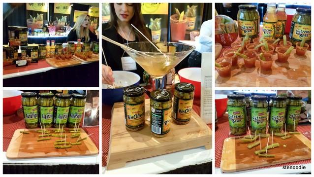 Matt & Steve's Tasty Beverage Co. pickled items