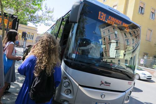 Siena Mobilita Bus