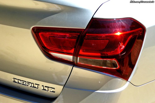 Chevrolet Cobalt LTZ - Lanzamiento en Chile