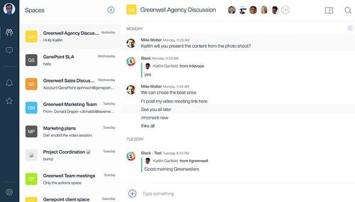 Watson Workspace - Slack Integration