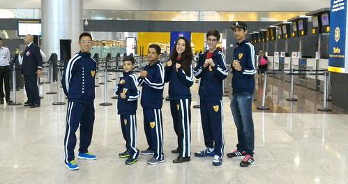 Academia Taekwondo Yamashita no Chile Open