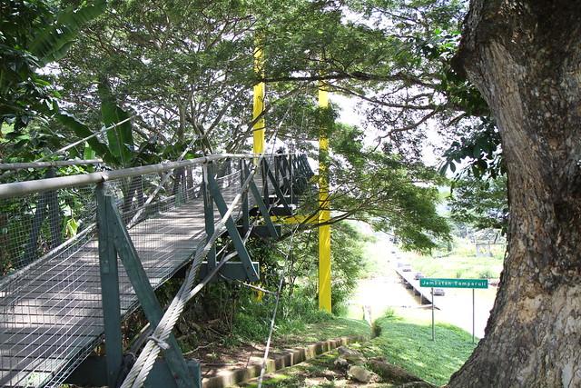 Tamparuli Bridge Kota Kinabalu