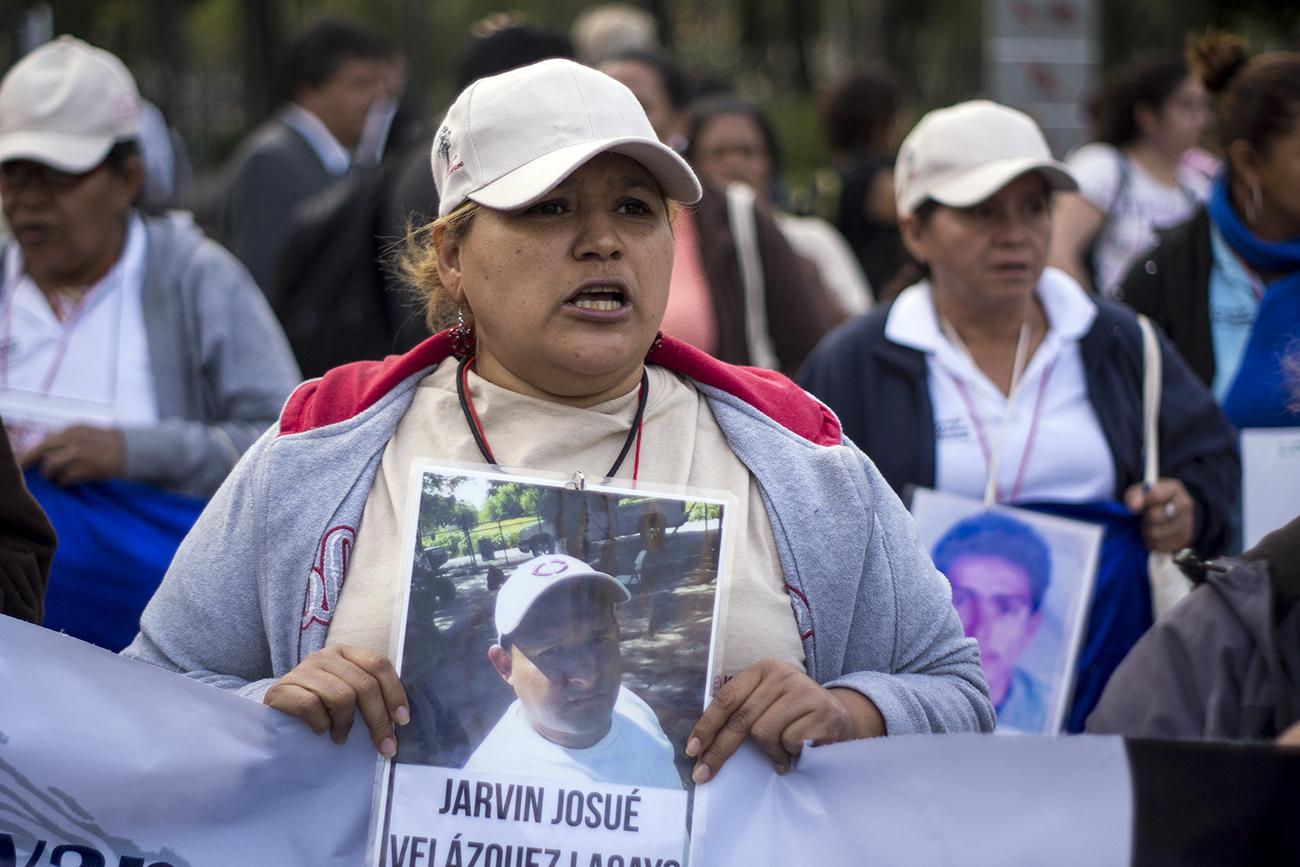Madres Centroamericanas se reúnen con el Movimiento por Nuestros Desaparecidos en México Foto: Mario Marlo