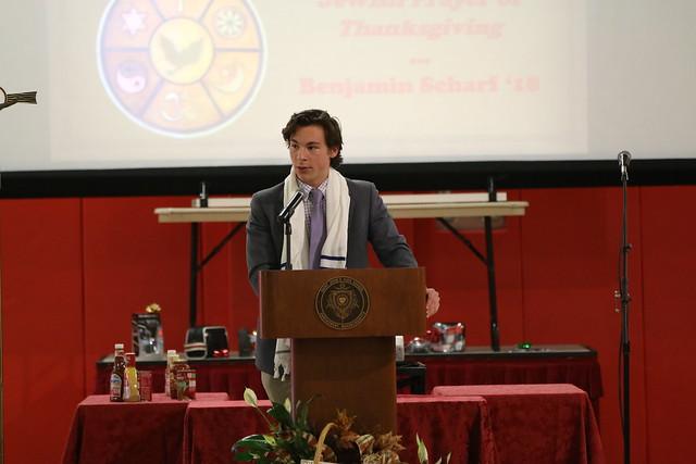 2016 Thanksgiving Interfaith Prayer Service