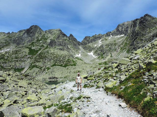 Hiking Rysy, High Tatras, Slovakia