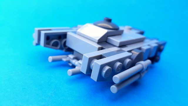 Mini Imperial Hovertank
