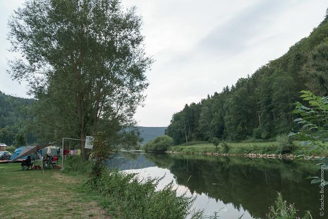 Campingplatz Hausen im Tal