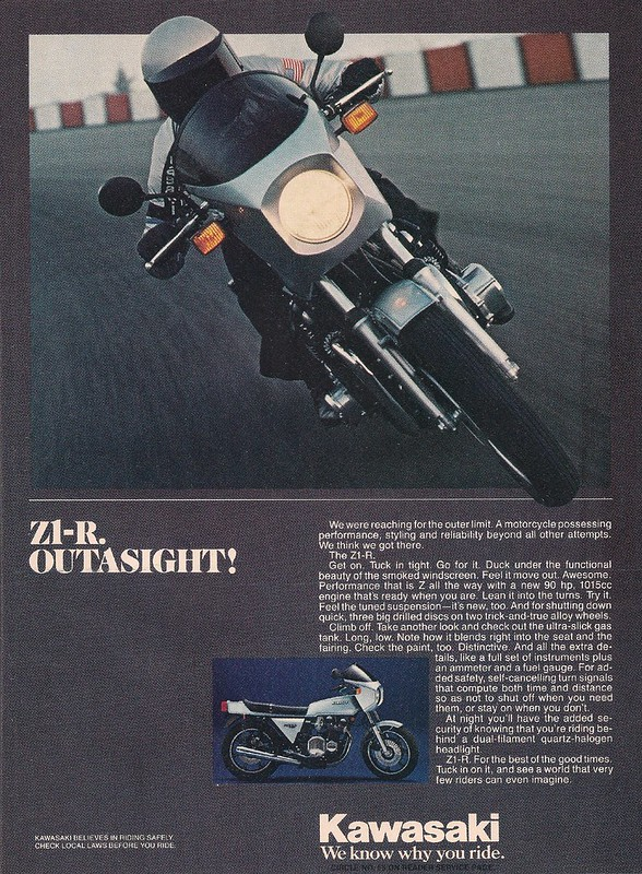 Kawasaki Z1R