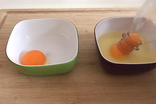 24 - Eier trennen / Seperate eggs