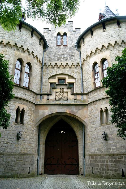 Вторые ворота Мариенбурга
