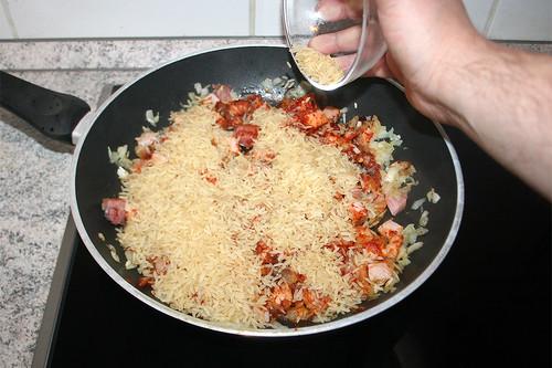 32 - Reis hinzufügen / Add rice