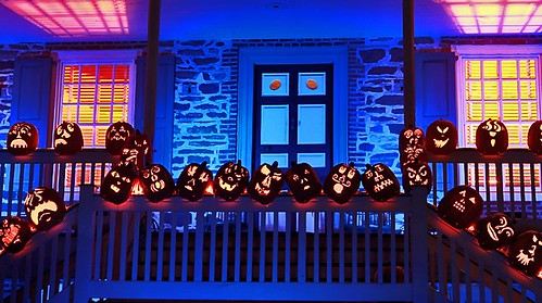 The Great Jack O'Lantern Blaze Presented by the Historic Hudson Valley (2)