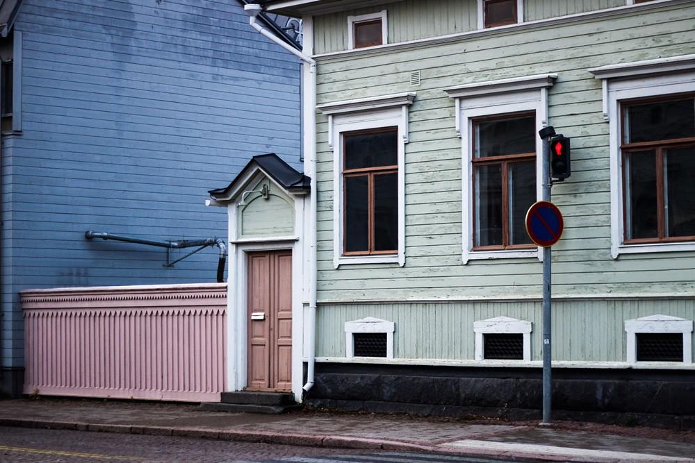 Haus an der Hauptstraße