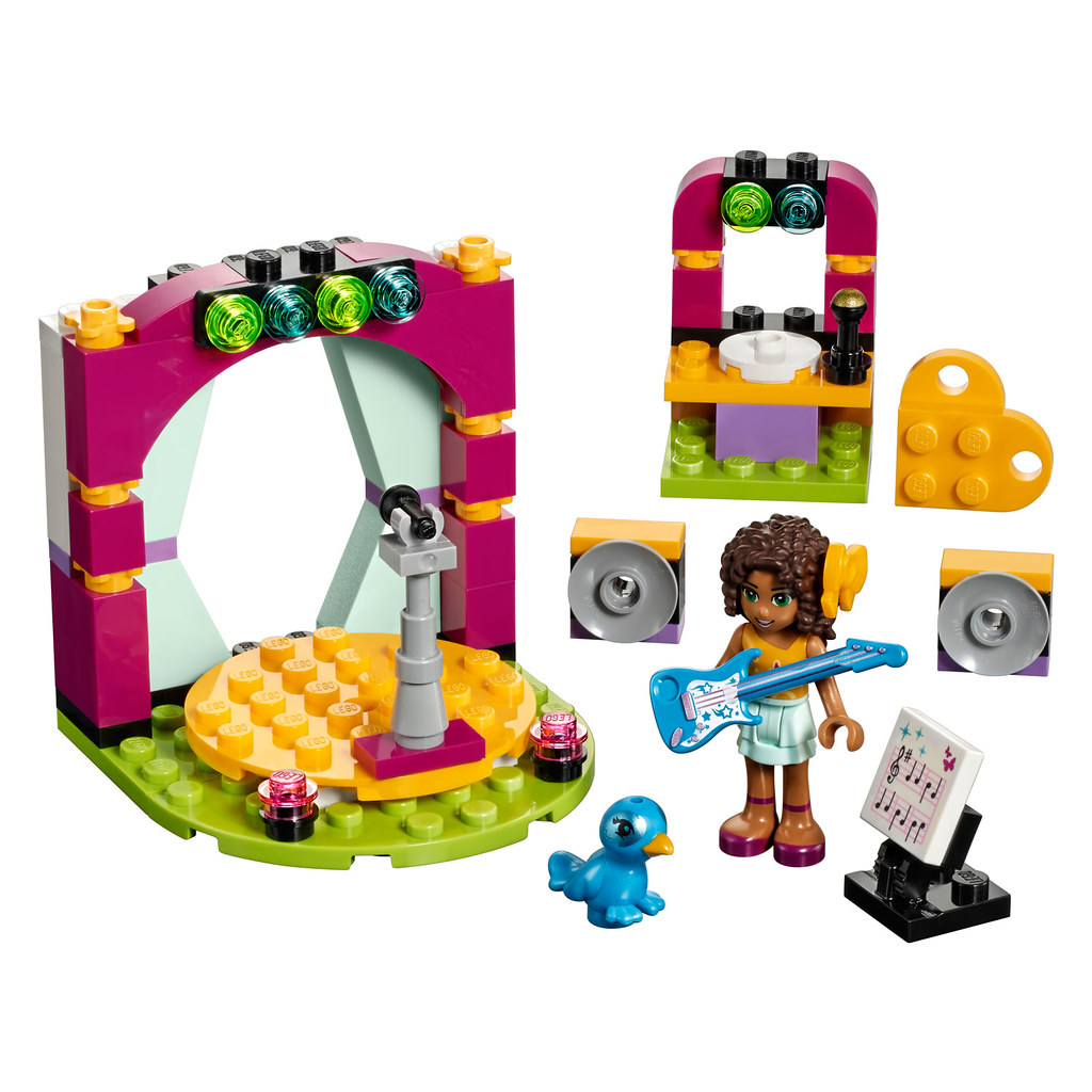 First look at 2017 lego friends sets news the brothers for Lego friends salon de coiffure