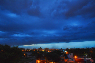 Tiempos tormentosos