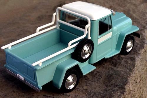 Ixo 1/43 IKA Baqueano - Colección Jeep