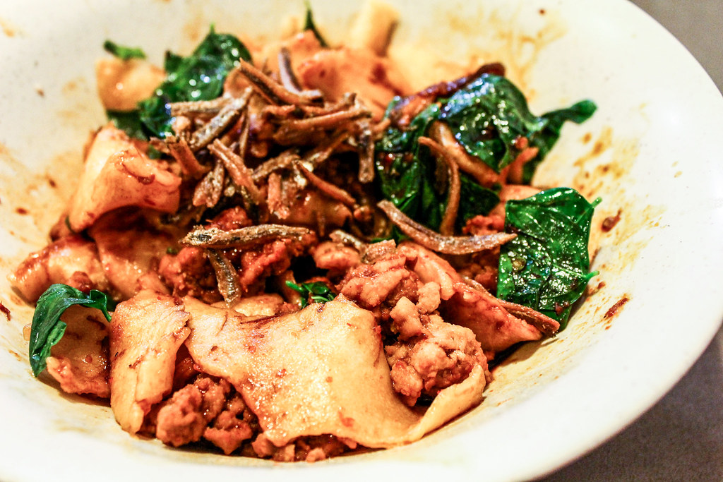 Orchard Road: Greenview Cafe Dry Mee Hoon Kueh