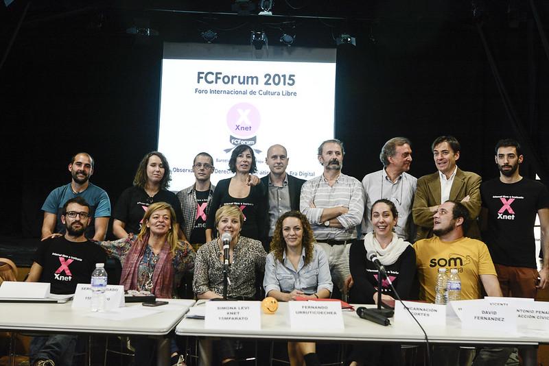 Presentación del Grupo Ciudadano contra la Corrupción en el Estado español