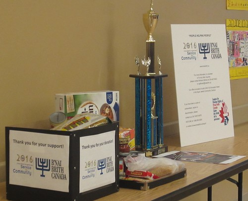 3rd Annual B'nai Brith Invitational Chess Tournament