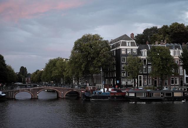 summer evening in Amsterdam 4