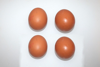 12 - Zutat Eier / Ingredient eggs